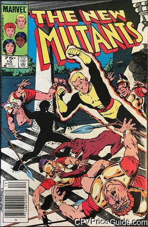 new mutants 10 cpv canadian price variant image