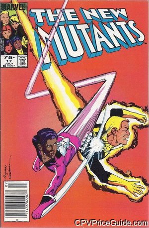 new mutants 17 cpv canadian price variant image