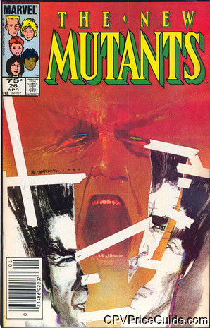 new mutants 26 cpv canadian price variant image