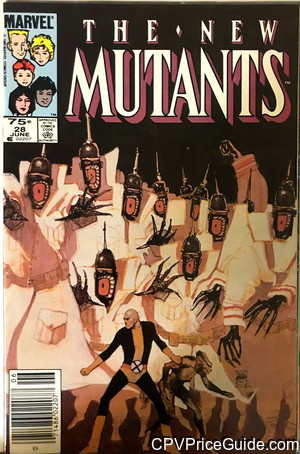 new mutants 28 cpv canadian price variant image