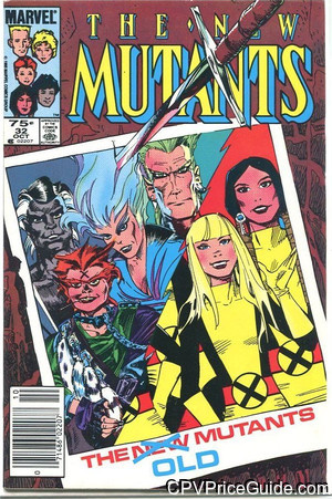 new mutants 32 cpv canadian price variant image