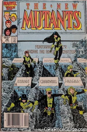 new mutants 38 cpv canadian price variant image