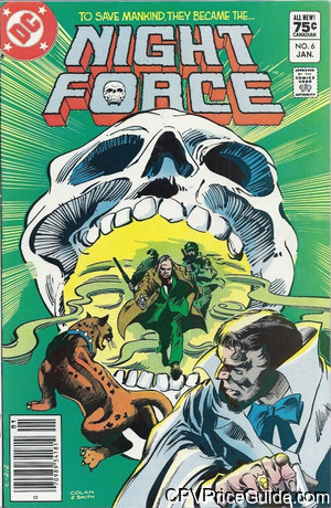night force 6 cpv canadian price variant image