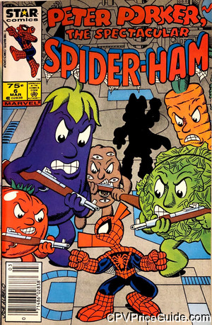 peter porker the spectacular spider ham 6 cpv canadian price variant image