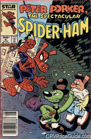 peter porker the spectacular spider ham 9 cpv canadian price variant image