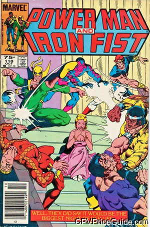 power man and iron fist 110 cpv canadian price variant image