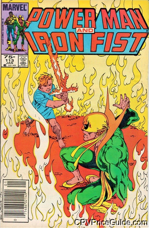 power man and iron fist 113 cpv canadian price variant image