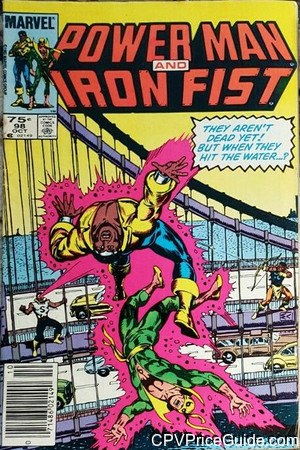 power man and iron fist 98 cpv canadian price variant image