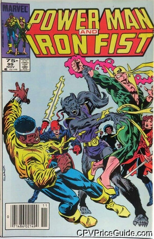 power man and iron fist 99 cpv canadian price variant image