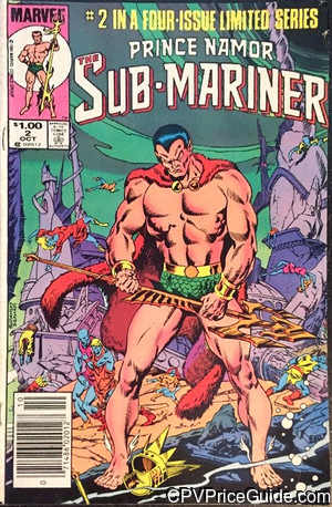 prince namor the sub mariner 2 cpv canadian price variant image