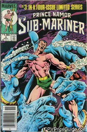 prince namor the sub mariner 3 cpv canadian price variant image