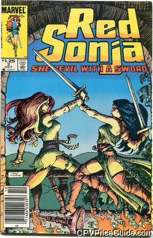 red sonja 2 cpv canadian price variant image