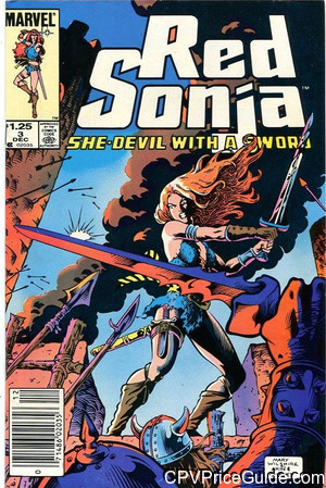 red sonja 3 cpv canadian price variant image
