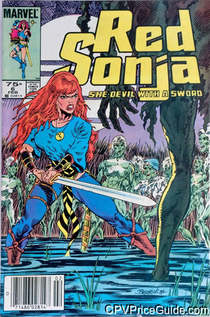 red sonja 6 cpv canadian price variant image