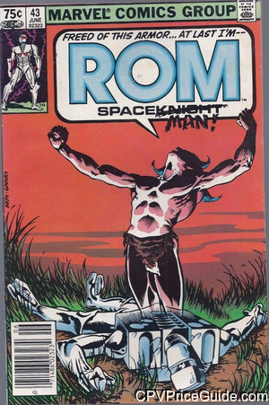 rom spaceknight 43 cpv canadian price variant image