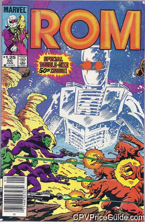 rom spaceknight 50 cpv canadian price variant image