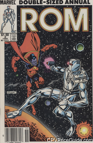 rom spaceknight annual 4 cpv canadian price variant image