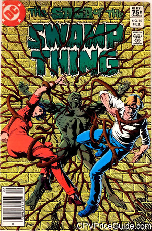 saga of the swamp thing 10 cpv canadian price variant image