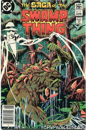 saga of the swamp thing 14 cpv canadian price variant image