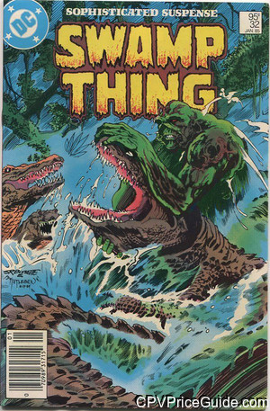 saga of the swamp thing 32 cpv canadian price variant image
