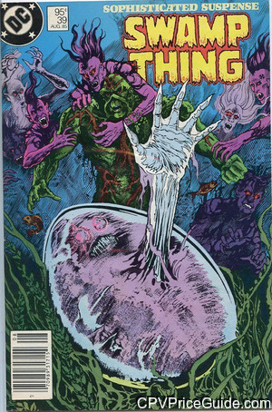 saga of the swamp thing 39 cpv canadian price variant image