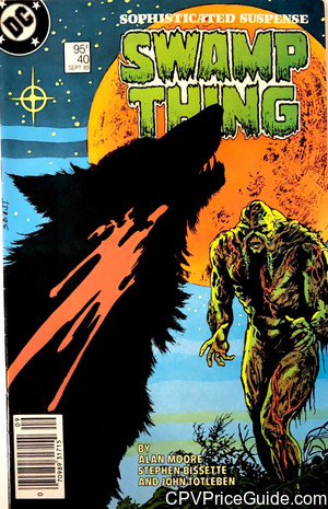 saga of the swamp thing 40 cpv canadian price variant image
