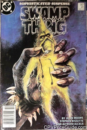 saga of the swamp thing 41 cpv canadian price variant image