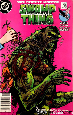saga of the swamp thing 43 cpv canadian price variant image