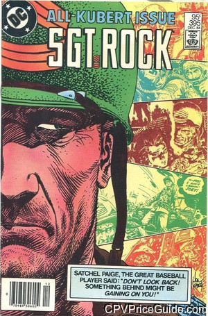 sgt rock 395 cpv canadian price variant image