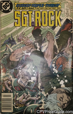 sgt rock 422 cpv canadian price variant image
