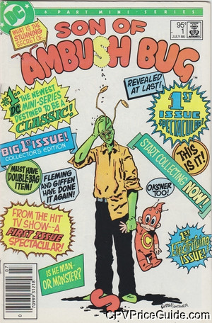 son of ambush bug 1 cpv canadian price variant image