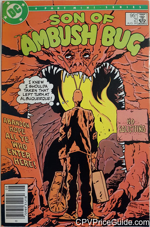son of ambush bug 2 cpv canadian price variant image
