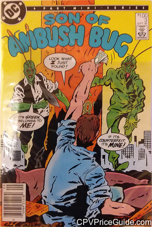 son of ambush bug 3 cpv canadian price variant image