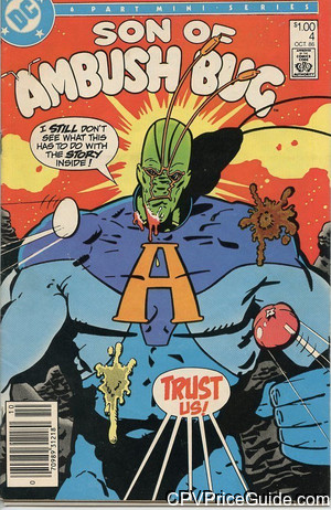 son of ambush bug 4 cpv canadian price variant image