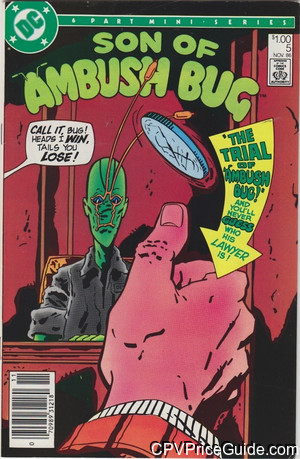 son of ambush bug 5 cpv canadian price variant image