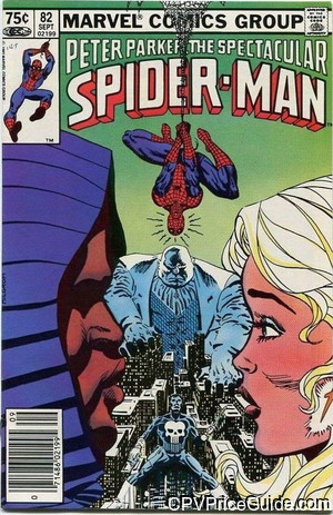spectacular spider man 82 cpv canadian price variant image