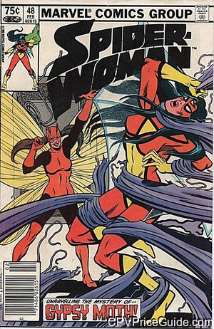 spider woman 48 cpv canadian price variant image