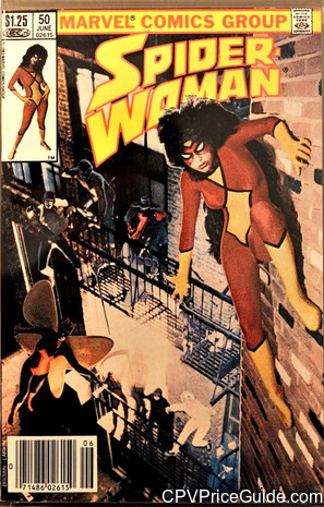 spider woman 50 cpv canadian price variant image