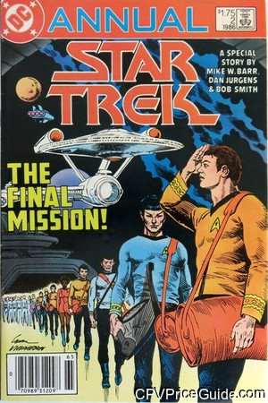 star trek annual 2 cpv canadian price variant image