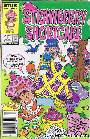 strawberry shortcake 1 cpv canadian price variant image