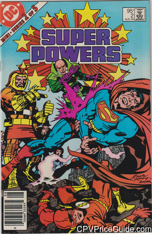 super powers vol 1 2 cpv canadian price variant image