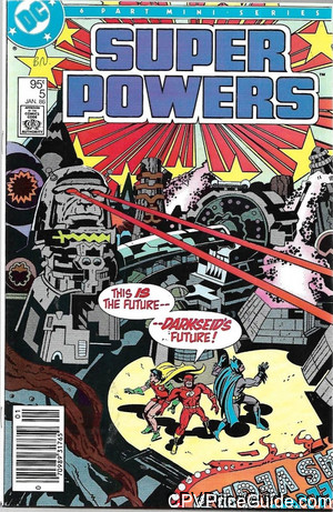 super powers vol 2 5 cpv canadian price variant image