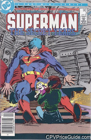 superman the secret years 3 cpv canadian price variant image