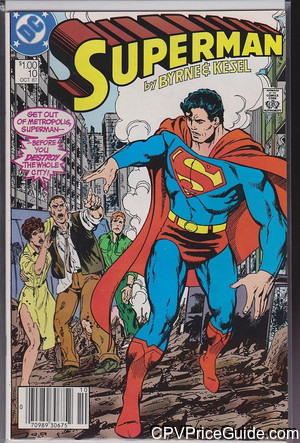 superman vol 2 10 cpv canadian price variant image