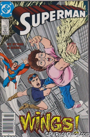 superman vol 2 15 cpv canadian price variant image