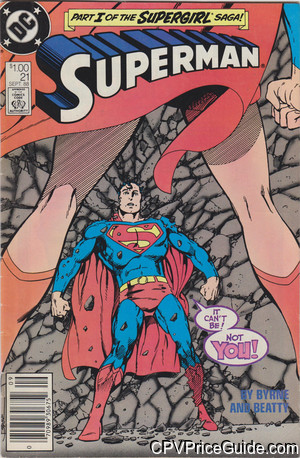 superman vol 2 21 cpv canadian price variant image
