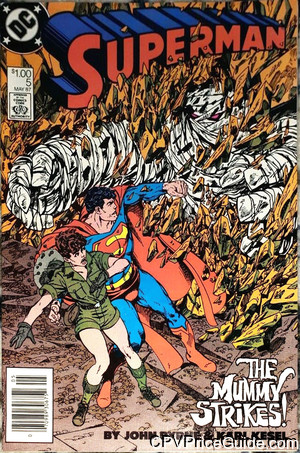 superman vol 2 5 cpv canadian price variant image