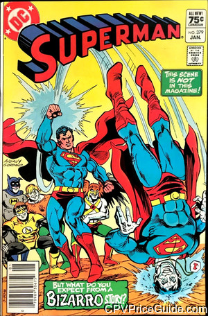 superman 379 cpv canadian price variant image