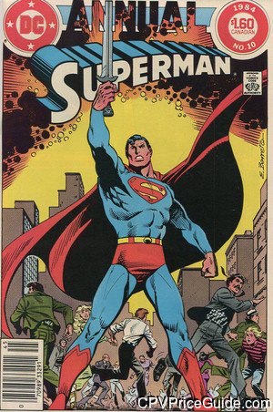 superman annual 10 cpv canadian price variant image