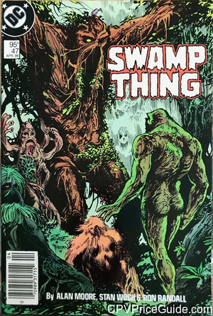 swamp thing 47 cpv canadian price variant image